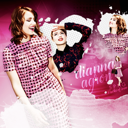 PNG Pack (168) Dianna Agron by IremAkbas