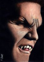 Angelus sketch card by Dr-Horrible