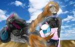 Riding Along by 0AngelBeast0