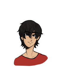 Keith from Voltron by palewildflower