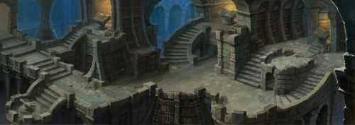 library by dron111