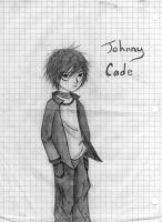 Johnny Cade by Tomoe-Doudoji
