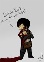 Shadow, Path of Exile by Kuocomics