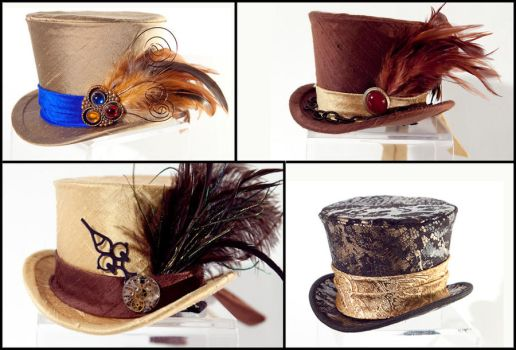 More Hat Samples 2 by Elemental-Sight