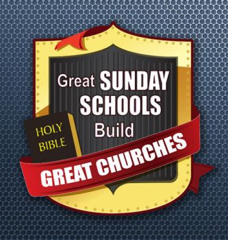 Sunday School Sign by owdesigns