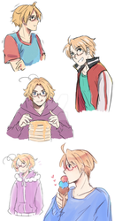 APH America and APH Canada by Patynotchan