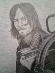 Daryl Dixon by 1nfinite-1ne