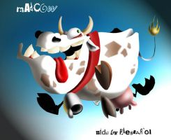 mad cow by stpp