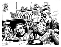 Shadowrun - License and Registration by SteamPoweredMikeJ