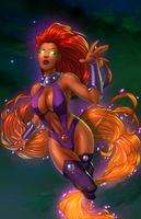 Starfire COLOR by vest