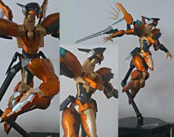 Zone of the Enders: Jehuty by Garm-r