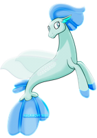 Male Seapony by jucamovi1992