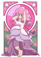 Rose Quartz by Nytewell