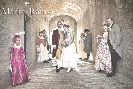 1800's wedding by Film-Exposed