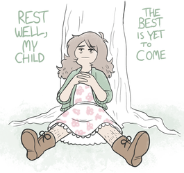Rest Well by jennyjams
