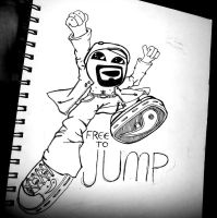 Free to Jump by NewWorldPunk