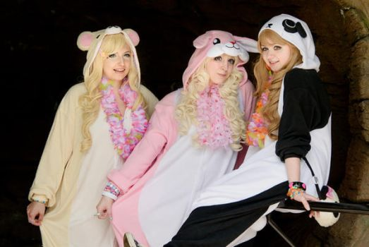 Fanatic Dolly Kigurumi Club by laurabububun
