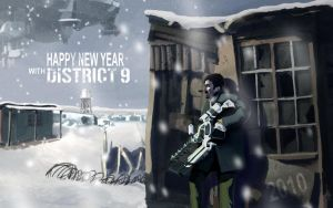 Happy new year with D9 by uvnik