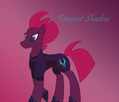 Tempest Shadow by Paladin0
