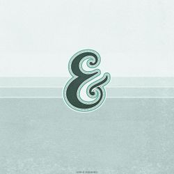 Ampersand iPad Wallpaper by fudgegraphics