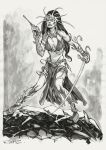 Dejah Thoris by StazJohnson