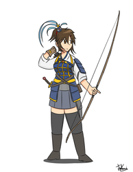 Archer Concept by Yukiumi-chan