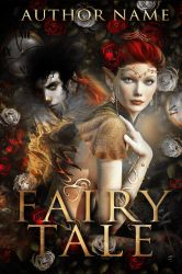 Fantasy Book Cover - Fairy Tale by roltirirang