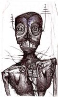 Crazy Robot by dickie0