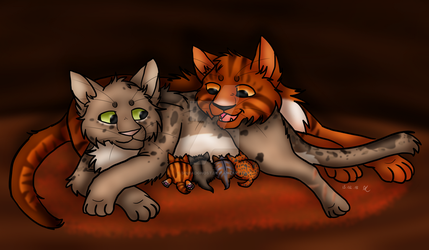 Our Family by Sinbadghost
