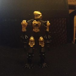 Bionicle MOCs: Goldrush by CoolMineCraftHero100