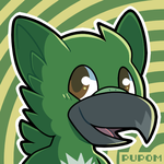 Rehn |Shaded Icon| by Pupom