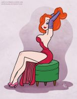 Jessica Rabbit by StudioBueno