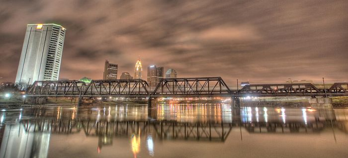 Columbus At Night 2.1 by rfschult