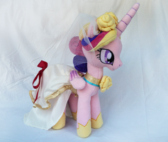 Princess Cadance Plush by Wild-Hearts
