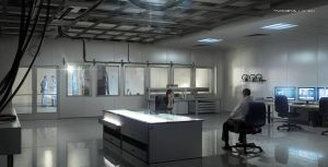 Beyond...Two Souls (Quantic Dream) Lab by djahal