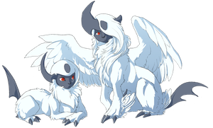 Super Hair II: Mega Absol