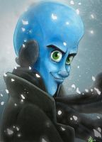 Wintery Megamind by Techta