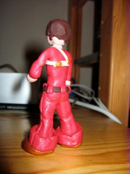 Fall Out boy Pete figurine 3 by Emmuska