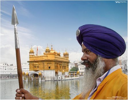 Golden Temple, INDIA by sundeep715