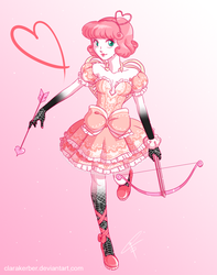 Lolita Cupid by ClaraKerber
