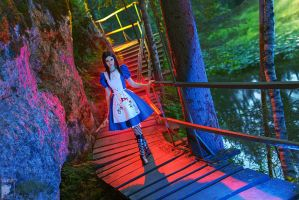Welcome to Wonderland by Rei-Doll