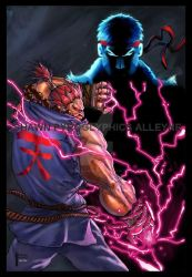 Akuma by pyroglyphics1