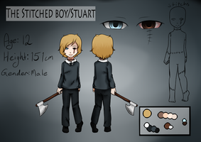 The Stitched Boy ref Outdated by BabyB01