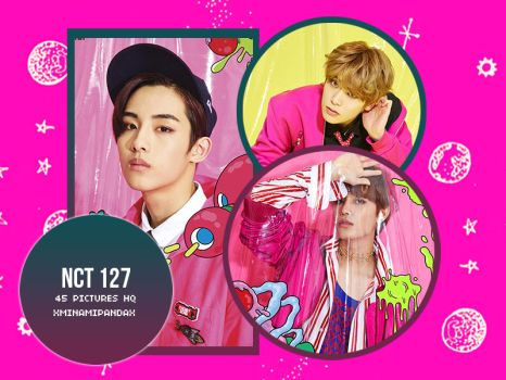 #9007|NCT 127|Photopack#3 by XMinamiPandaX