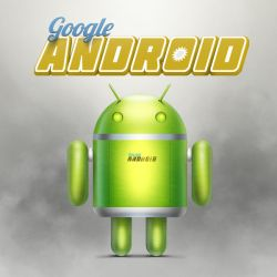Google Android by Pabloban