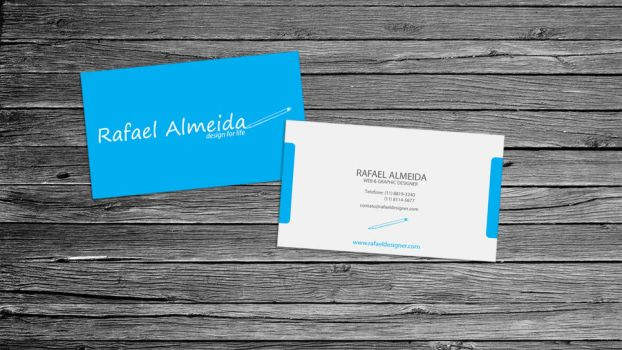 My Business Card by Rafaell18