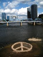 Peace, Art and Grand Rapids by Foozma73