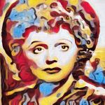 Edith Piaff in Oz Differance Bright Color by Differance7