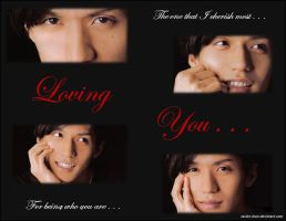 Ryo, loving you by NewS4ever