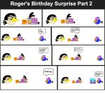 Roger's Birthday Surprise Comic Page 2 by Mario1998